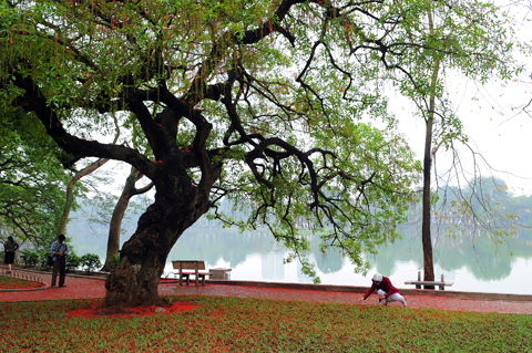 Hanoi - Sword Lake