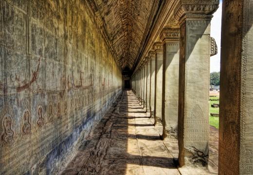 Angkor Wat Scupture