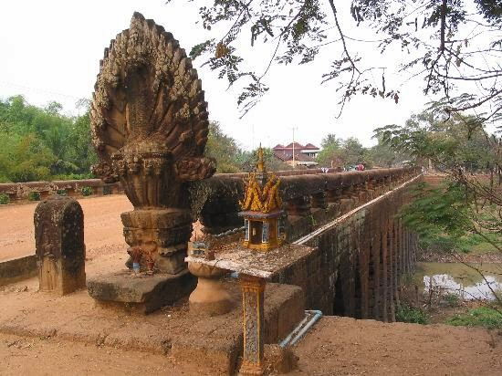 Kompong Kdey Bridge built XII