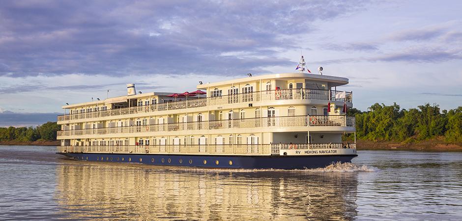 Mekong Navigator Cruise