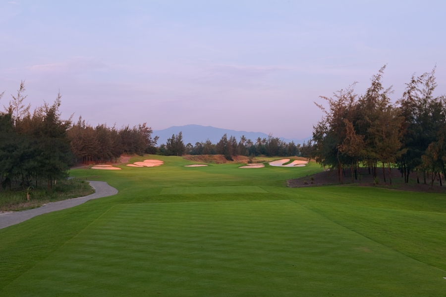 Danang golf course